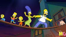 So gelb, so frech, so kultig: Die Simpsons sind 20