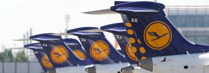 Lufthansa kritisiert die Ticketsteuer.