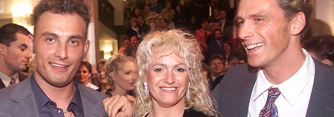 Ach ja, damals. Zlatko, Sabrina und Jürgen (r.) waren prägenden Gesichter der ersten Staffel von Big Brother.