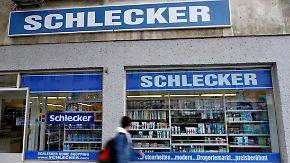Ausverkauf bei Schlecker: Pleite betrifft auch Tochterfirmen