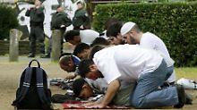Die Salafisten vertreten eine radikale Strömung des Islam.