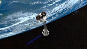 Schwarze Löcher: Nasa schickt Teleskop ins All