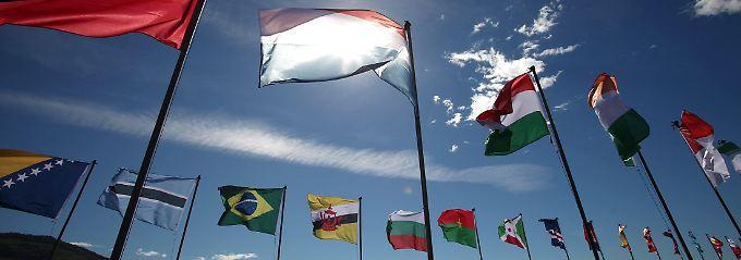 Rio bereitet sich auf den Klimagipfel vor, zu dem Vertreter von 200 Staaten erwartet werden.