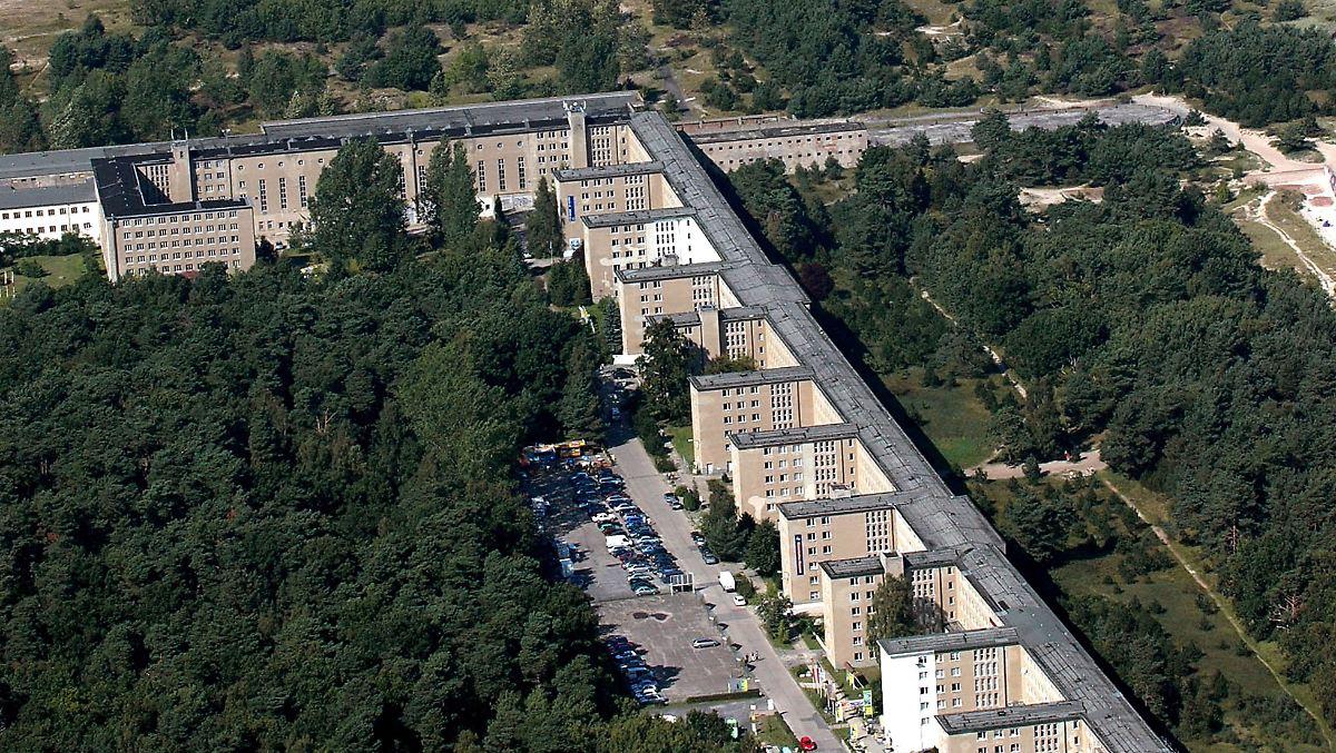 Rügen Nazibau