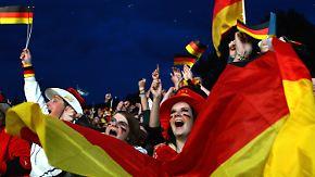 """""""Motiviert uns noch mehr"""": Fan-Jubel begeistert Jogis Jungs"""