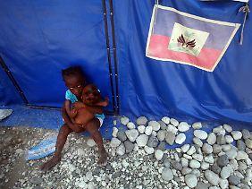 Die Cholera-Epidemie auf Haiti 2010: ...