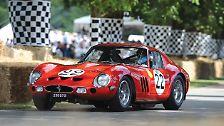 """Goodwood """"Festival of Speed"""": Die größte Vollgasparty der Welt"""
