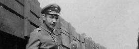 Albert Göring im Ersten Weltkrieg.