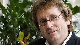Michael Braungart, Gründer und Leiter von EPEA Internationale Umweltforschung GmbH, hat das Cradle-to-Cradle-Konzept maßgeblich entwickelt.