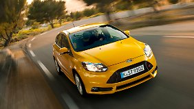 PS - Das Automagazin: Stärker und sparsamer: Ford Focus ST