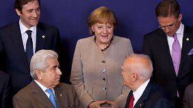 Kompromiss in Brüssel: Eurozone hilft Spanien und Italien