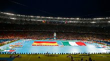"Spaniens ""falsche Neun"" gegen Italien: Schlussfeier läutet EM-Finale ein"