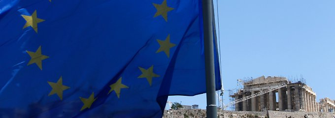 Die griechische Regierung hofft auf Erleichterungen.