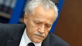 NSU-Untersuchungsausschuss: Fromm: Von Mitarbeitern hintergangen