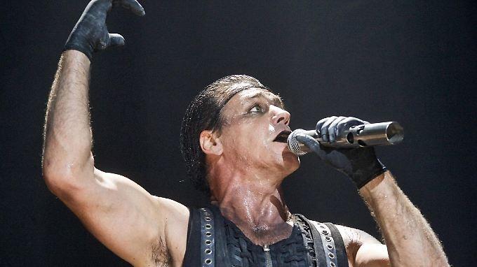 Till Lindemann ist eigentlich nicht gerade ein Mann der leisen Töne.