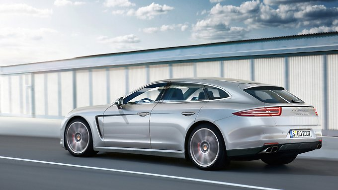 Porsche plant einen Panamera Shooting Brake ab 2015.