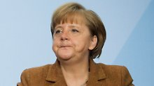 Merkel ist empört.