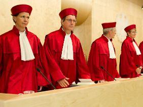 """Bundesverfassungsgericht: """"Ein bisschen Hunger, dann gehen die schon."""""""