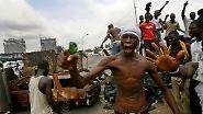 Gräueltaten im ivorischen Machtkampf: Laurent Gbagbo steht vor Gericht