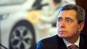 Die Ungewissheit ist zurück: Opel-Chef nimmt überraschend den Hut
