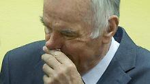 Mladic wird für das Massaker von Srebrenica verantwortlich gemacht, bei dem rund 8000 Muslime ihr Leben verloren.