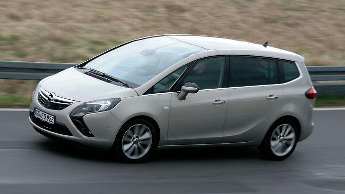 Außer Benzin- und Dieselmotoren gibt es auch eine Erdgas-Variante.