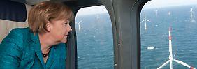 Angela Merkel will den Klimaschutz wieder mehr in den Blick rücken.