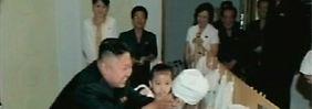 Bilderserie: Kims unbekannte Schöne