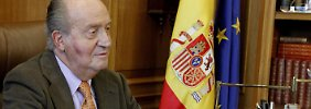 Juan Carlos ist begeisterter Jäger.