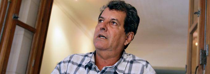 Oswaldo Payá starb bei einem Autounfall.
