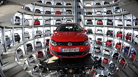 Gewinnzuwachs trotz Krise: VW ist erfolgeich - vor allem in Asien