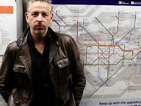 Gerhard Elfers führt durch die große Stadt London in nicht so bekannte Ecken.