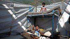 Bürgerkrieg in Syrien: Letzter Ausweg Flucht