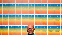 Basescu will seine Gegner zur Verantwortung ziehen.