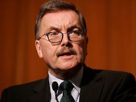 Von 2006 bis 2012 im Direktorium der EZB: Jürgen Stark.