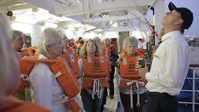 """Verhalten bei Schiffskatastrophen: """"Frauen und Kinder zuerst"""" ist Mythos"""