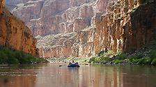Eins der größten Naturwunder der Erde: Der Grand Canyon
