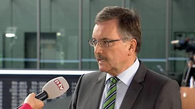 """Jürgen Stark im n-tv Interview: """"Anleihenkäufe nicht Aufgabe der EZB"""""""