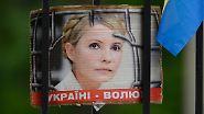 """""""Gasprinzessin"""" ein Jahr in Haft: Die zwei Gesichter der Julia Timoschenko"""