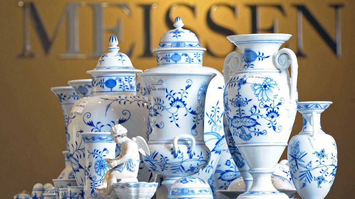 Erbstück Und Geldanlage: 300 Jahre Meissener Porzellan