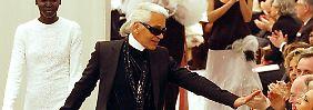 Wahrscheinlich doch schon 80: Lagerfeld feiert Geburtstag