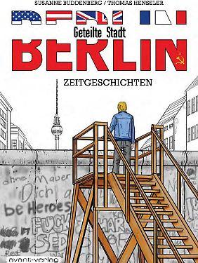 """""""Berlin - Geteilte Stadt"""" ist im Avant-Verlag erschienen, hat 96 Seiten s/w im Softcover und kostet 14,95 Euro (D). Das Buch ist im gleichen Verlag, zum gleichen Preis auch auf Englisch erhältlich."""