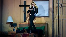 Von Le Pen bis Pussy Riot: Madonna auf Mission