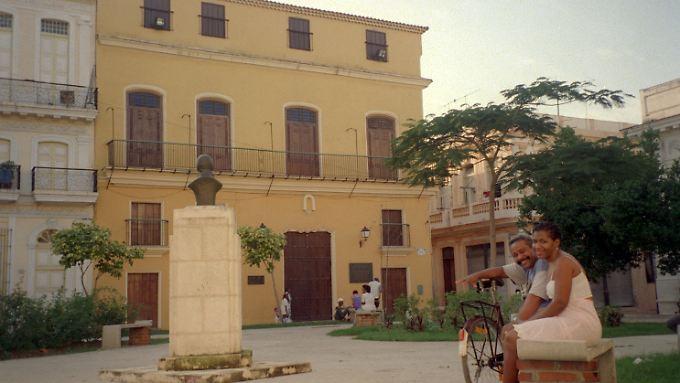 Die Casa Humboldt (Humboldthaus) erinnert an den Naturforscher Alexander von Humboldt.