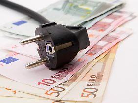 Wer seinen Stromanbieter wechselt, kann seine Haushaltskasse entlasten. Foto:Kai Remmers