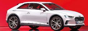 Hinter der internen Bezeichnung Q35 steht der neue Audi Sport-Quattro.