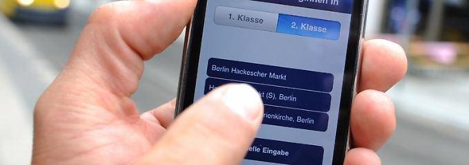 In Berlin wird bereits ein Handyticket-System zum bargeldlosen Bezahlen von Bus- und Bahnfahrten eingesetzt.