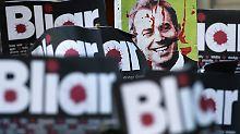 Tony Blair bereut nichts.