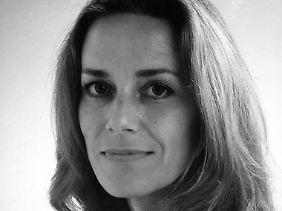 Gertrud Höhler im Jahr 1982.