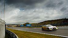 Audi vor Audi und Audi und Audi und Audi hieß es nach dem Qualifying in Zandvoort.